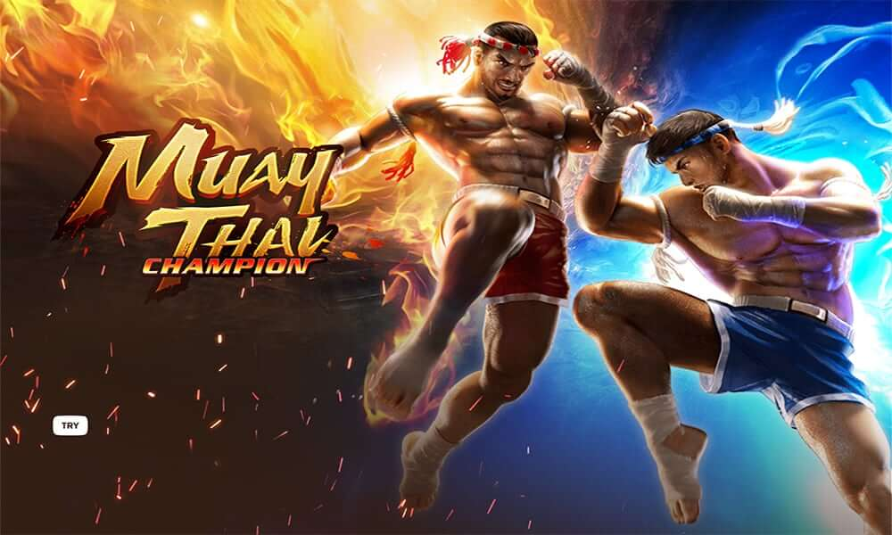 รีวิวเกม Muay Thai Champion